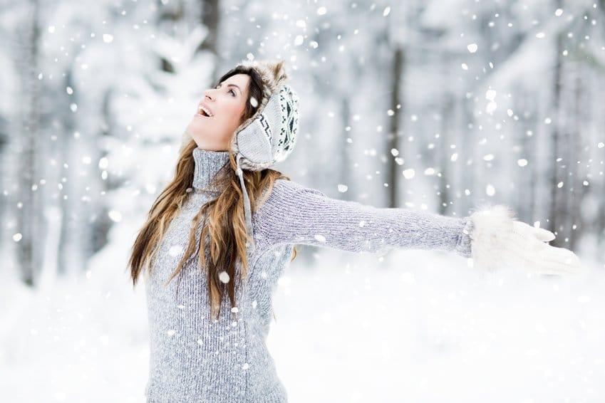 Gibt es typische Schönheitsbehandlungen für den Winter?
