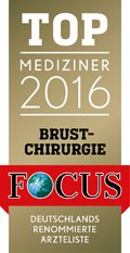 Dr. Hoerl Focus TOP Mediziner Brustchirurgie 2016