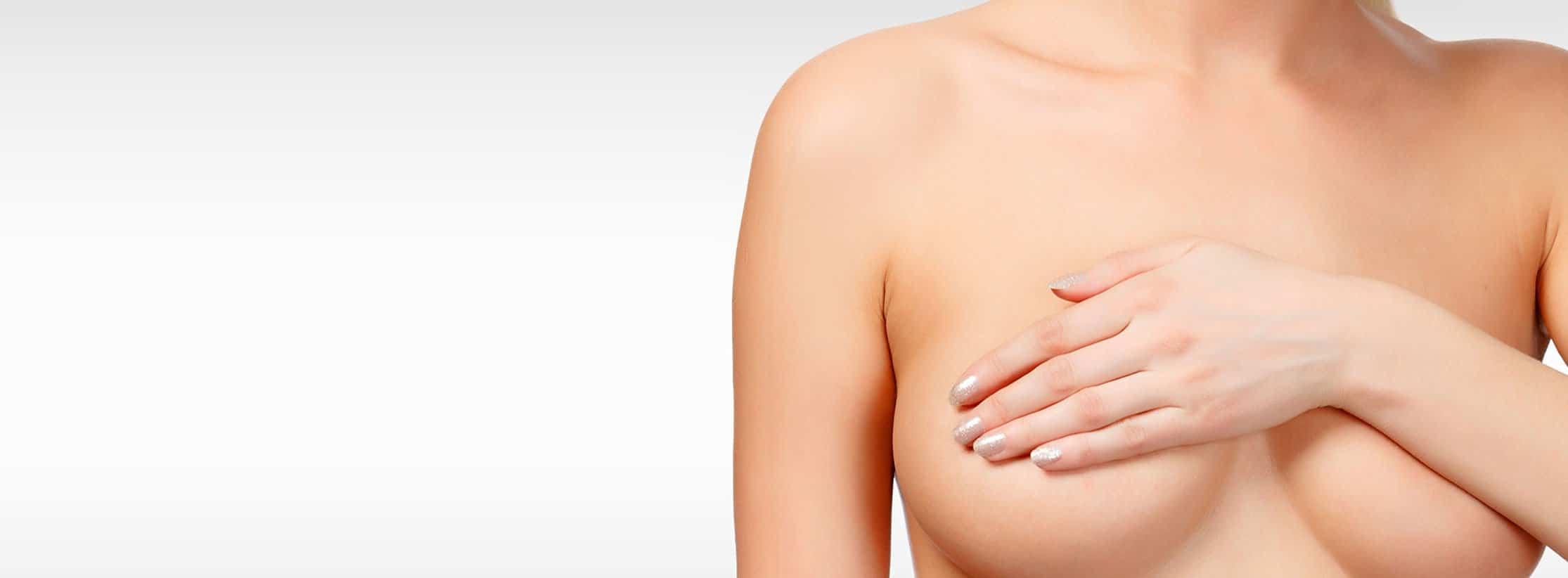 Brustvergrößerung mit Implantaten in der Praxis Dr. Hörl