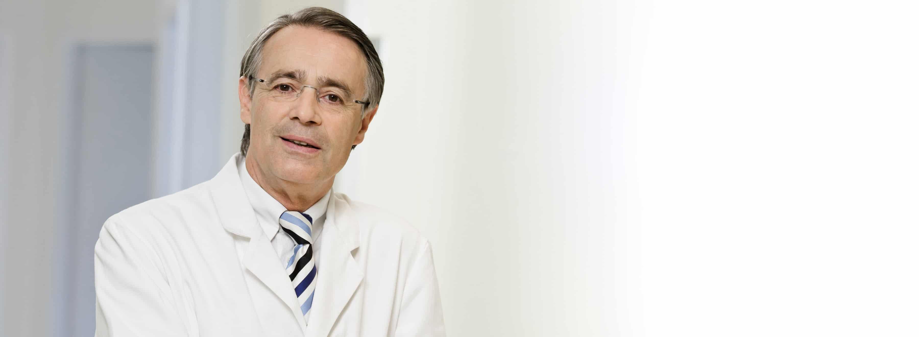 Portrait Plastisch-Ästhetischer Chirurg Dr. H. W. Hörl München
